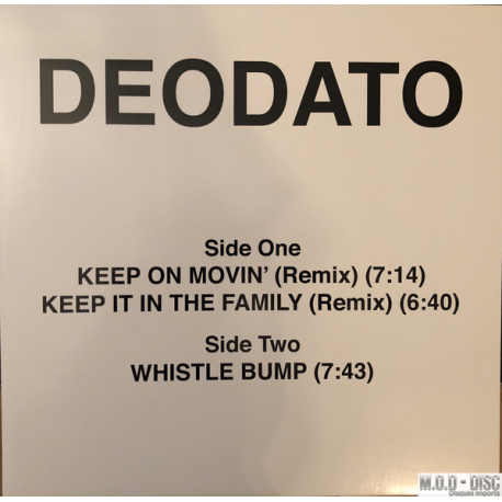 Deodato – Keep On Movin' (Remix)