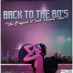 back to the 80's the original 12 inch versions issue 1